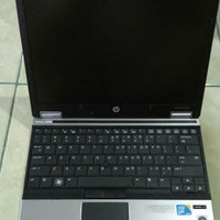 Laptop Bekas HP 2540p Core i5 4Gb/250Gb