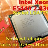 Intel Xeon E5440 Quad Core 2 83GHz LGA775 Converted