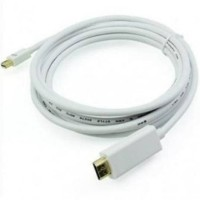 Macbook Mac Book Thunderbolt Mini Displayport to HDMI 3 M Kabel Pro A