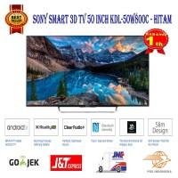 LED TV 50 INCH SONY KDL-50W800C FULL HD SMART 3D TV