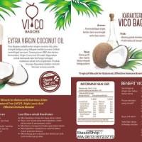 JUAL VICO BAGOES VIRGIN COCONUT OIL VCO MINYAK KELAPA 350
