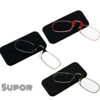 Harga promo kacamata baca plus kaca mata plus praktis frame ringan | Pembandingharga.com