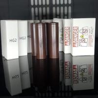 PROMO LG HG2 LI-ION 18650 BATTERY 3000MAH 3.7V AUTHENTIC
