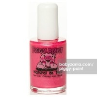 Piggy Paint Natural As Mud Forever Fancy Sparkly Bright Pink