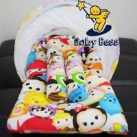 kasur lipat kelambu kasur bayi selimut bayi bantal bayi