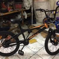Dijual Sepeda Anak Bmx 20 United Jumper X Promo