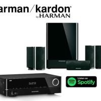 Harga bless audio harman kardon hkts 11 bq avr 161s package 5   Pembandingharga.com