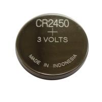 Baterai CR 2450 MAXELL 3V Micro Lithium Cell Jam Batere Kancing CR2450