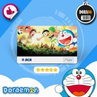 Emoney/E-Money/E-Toll FLAZZ BCA Card (Kartu) - Kartun DORAEMON DORA06