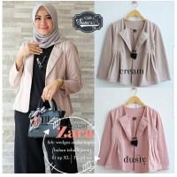 baju model sekarang butik online murah Zara Blazer