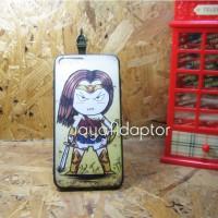 Case Chibi Iphone 7 Plus - Wonder Woman
