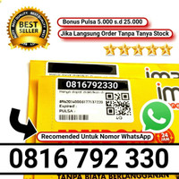 nomor cantik im3 10 digit indosat nomer prabayar 4g non data paket xl