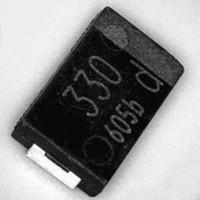 SMD Tantalum capacitor 330 TPB330M 330uF Type OE128 OE907 Original