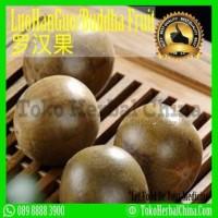 Buah LuoHanGuo Lohanguo Asli Bulat Manis Natural 6s