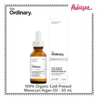 The Ordinary 100% Organic Cold - Pressed Moroccan Argan Oil 30 ml