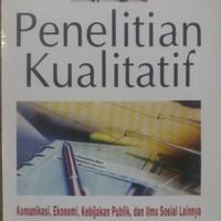 Buku PENELITIAN KUALITATIF By Prof Burhan Bungin