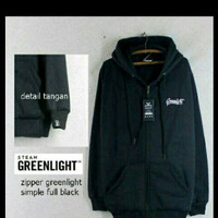 Hoodie Zipper-Sweater-Jaket GREENLIGHT Keren