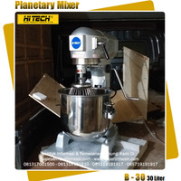 Planetary Mixer 30 Liter B-30 Mixer Roti 30L B30 Mixer Adonan Kue 30 L