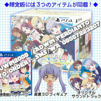 PO - IMPORT - PS4 - New Game! The Challenge Stage! - Limited Edition