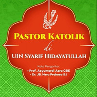 Pastor Katolik di UIN Syarif Hidayatullah
