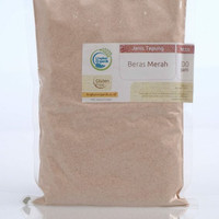Lingkar Organik Tepung beras merah mpasi 500gr