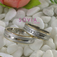 cincin nikah emas putih palladium sovia jakarta