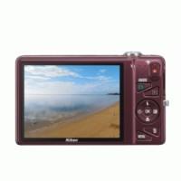 Kamera Digital Nikon Coolpix S5200 WIFI Ungu
