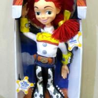 boneka talking jessie toy story