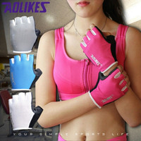 Aolikes Gloves Sarung Tangan Gym Fitness Cycling