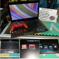 laptop seken LAPTOP ASUS K43U GAMER ekonomis ATI RADEON