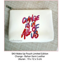 SKII Make Up Pouch Limited Edition - Change