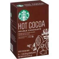 Starbucks Hot Cocoa Double Chocolate
