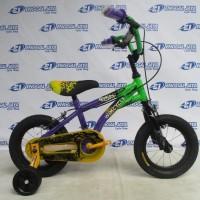 Sepeda Anak Bmx Wim Cycle Firebird 12 Inci-SEPEDA BARU- FREE ONGKIR