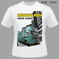 JUAL Kaos Bis KAMT Kontes Akbar Modifikasi Truk, Baju Truck Executive