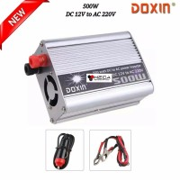 Power Inverter 500W Famous Brand 500 watt DOXIN merubah arus DC 12V
