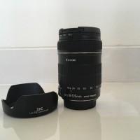 Lensa Zoom Canon EFS 18-135mm f/3.5-5.6 IS BEKAS