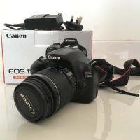 Kamera DSLR Canon 1100D kit