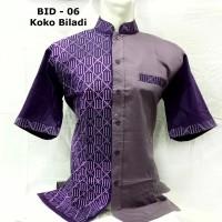 Baju Koko Biladi Model Terbaru 2018