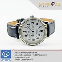 Jam Tangan Vostok Komandirskie K43