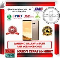 Samsung Galaxy S8 Plus Gold, Cash n Bisa Kredit Proses 30Menit