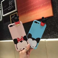 Casing 3D Cartoon Disney Tsum Tsum for iPhone 7/8 Donald Duck