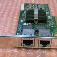 Lan card intel dual port gigabit pro 1000 pt network adapter ibm