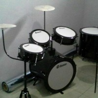 Drum Mini Full Set Lengkap Good Quality
