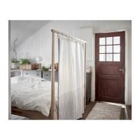 TERBARU IKEA GJORA Rangka tempat tidur, kayu birch