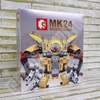 Jual Iron Man MK24 Hulkbuster Suit - LEGO MARVEL Super Heroes Sem Murah Murah