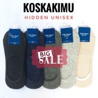 3 pcs - PAKET  HIDDEN SOCKS