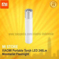 XIAOMI Portable Torch LED 240Lm Minimalist Flashlight