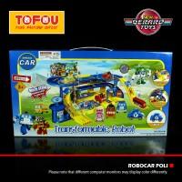 Mainan Anak Robocar Poli Transformable Robot Playset Murah