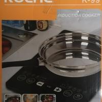 kuche kompor listrik induction cooker