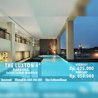 voucher hotel bandung murah the luxton hotel diskon